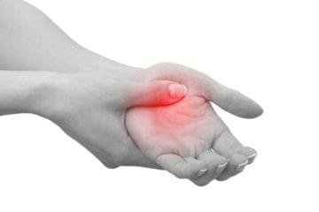 Underarm smerter